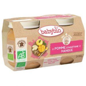 Babybiofruit-applemango