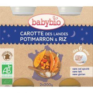 Babybio-carrot,pumpkin,rice-ecomauritius.mu
