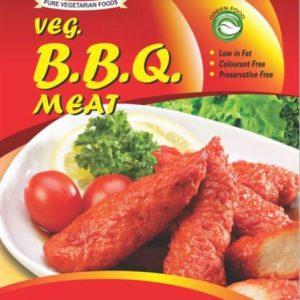 vegan bbq meat