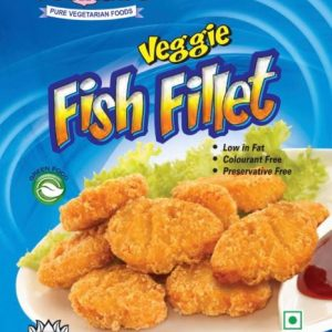 vegan fish fillet