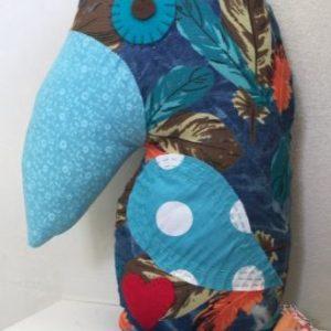 fabric bird toy ecomauritius.mu