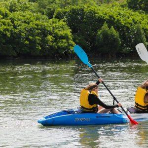 kayak,river,tamarin,ecomauritius.mu
