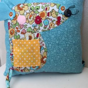 fabric tooth mouse cushion on ecomauritius.mu