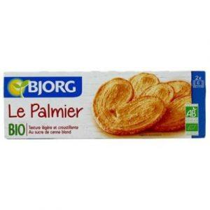 Bjorg Palmier Biscuits - ecomauritius.mu