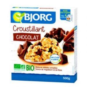 Bjorg Crunchy Chocolate - ecomauritius.mu