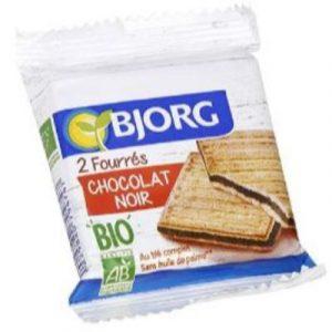 Bjorg Dark Chocolate Biscuits - ecomauritius.mu