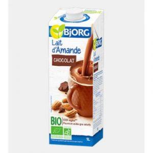 Bjorg Chocolate Almond Milk - ecomauritius.mu