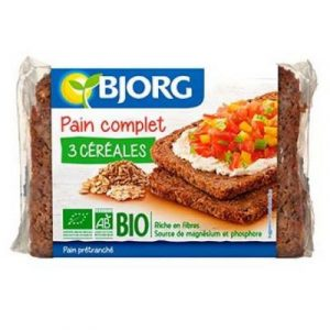 BJORG PAIN COMPLET 3 CEREALS - ecomauritius.mu