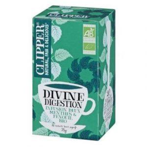 Clipper Double mint & fennel organic infusion - ecomauritius.mu