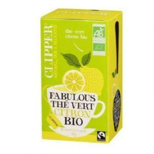 Clipper Green Tea - Lemon - ecomauritius.mu