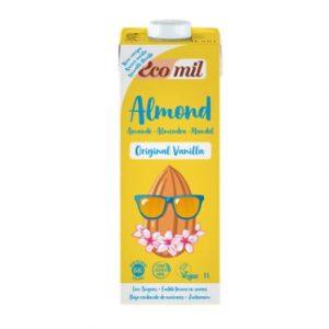 ecomil almond vanilla- ecomauritius.mu