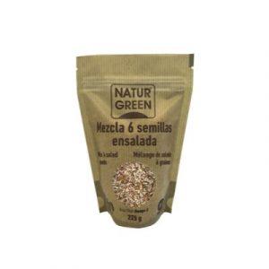 naturgreen mix salad seeds- ecomauritius.mu