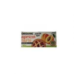 Organic Larder Apricot tarts-ecomauritius.mu