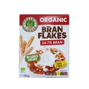 Organic larder bran flakes-ecomauritius,mu