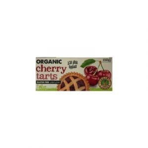 Organic larder cherry tarts-ecomauritius.mu