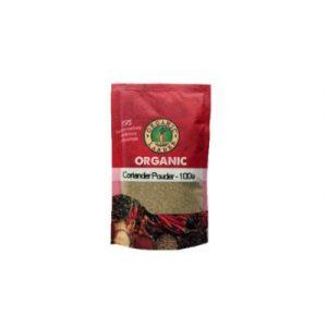 organic larder coriander powder-ecomauritius.mu