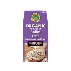 Organic larder rolled oats- ecomauritius.mu