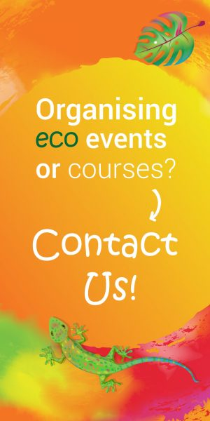 Enviornment friendly evenat and courses on ecomauritius.mu