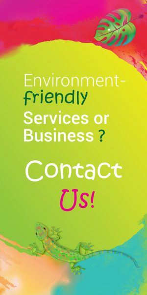 Environment friendly businesses and services on ecomauritius.mu