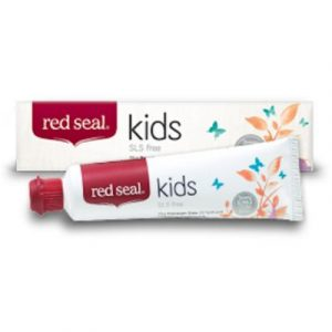 Red Seal children's toothpaste on ecomauritius.mu