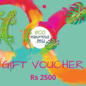 Gift Voucher of Rs 2500 on ecomauritius.mu