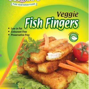 vegan fish fingers
