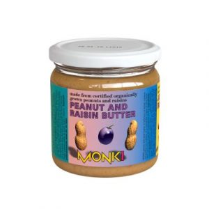 monki peanut butter raisin- ecomauritius.mu