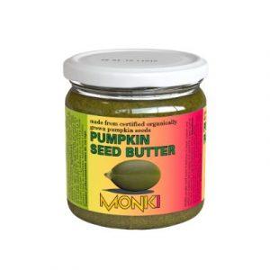 monki pumpkin seed butter- ecomauritius.mu