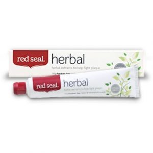 Red seal herbal toothpaste-ecomauritius.mu