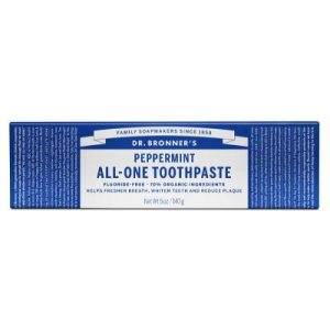 Dr bronner peppermint toothpaste-ecomauritius.mu