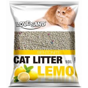 Cat litter on EcoMauritius.mu 10L Lemon