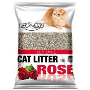 Cat litter on EcoMauritius.mu 10L Rose