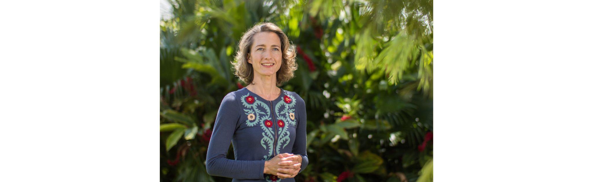 Geraldine D'Unienville-Le Velo Vert