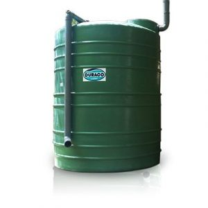 Duraco Rainwater Tank 2500L on ecomauritius.mu
