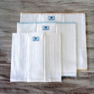 organic cotton trifold absorbent on ecomauritius.mu