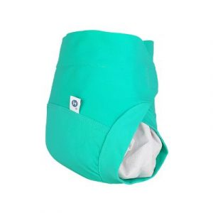 green cloth nappy-diaper on ecomauritius.mu