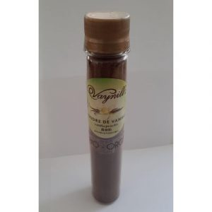 organic vanilla powder on ecomauritus.mu