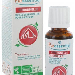 Citronella Essential Oils for Diffusion 30ml on ecomauritius.mu