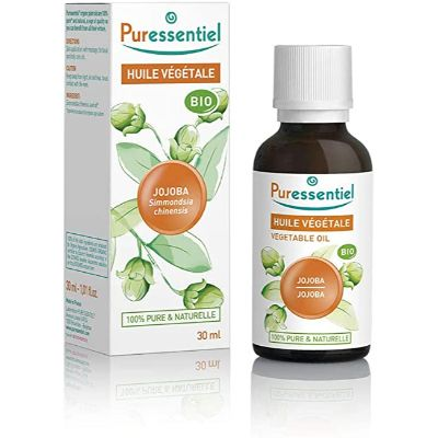 Puressentiel Jojoba Organic Plant Oil 30ml ecomauritius.mu