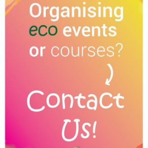 Organising eco events or courses- contact EcoMauritius.mu