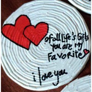valentine's coasters - hearts on ecomauritius.mu