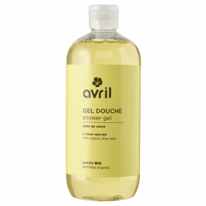 Avril organic lemon shower gel on ecomauritius.mu