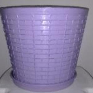 recyceld plastic pot plant on ecomauritius.mu