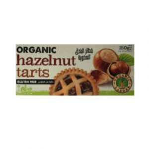 Organic hazulnut tart on ecomauritius.mu