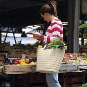 gorgeous Guzzini recycled bag on ecomauritius.mu