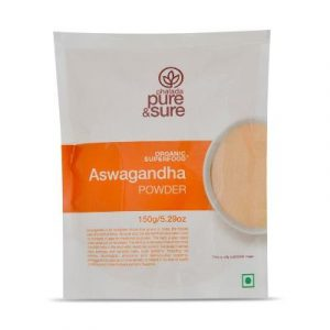 Pure&Sure Ashwagandha Powder on ecomauritius.mu