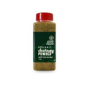 Pure&Sure Chutney Powder Coriander on ecomauritius.mu
