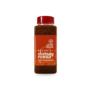Pure&Sure Chutney Powder Groundnut on ecomauritius.mu