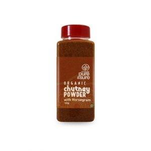 Pure & Sure Chutney powder horsegram on ecomauritius.mu
