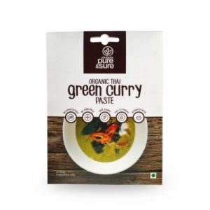 Pure&Sure Green Curry Paste on ecomauritius.mu